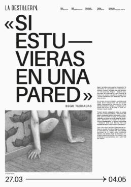 Exposició Bego Terradas La Destil·leria